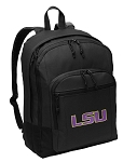 LSU Backpack - Classic Style