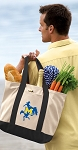McNeese State Tote Bag