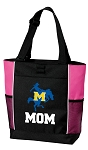 McNeese State Mom Tote Bag Pink