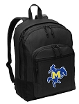 McNeese State University Backpack - Classic Style