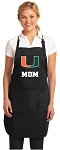 University of Miami Mom Apron