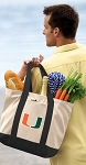 University of Miami Tote Bag