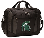 Michigan State Laptop Messenger Bags