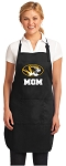 Official University of Missouri Mom Apron Black