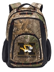 Mizzou RealTree Camo Backpack