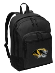 University of Missouri Backpack - Classic Style