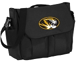 University of Missouri Diaper Bags