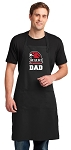 Miami University Dad Large Apron