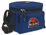 Miami RedHawks Lunch Bag Miami University Lunch Boxes