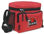 Miami University Lunch Bags Miami RedHawks Lunch Totes