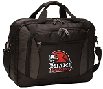 Miami University Redhawks Laptop Messenger Bags