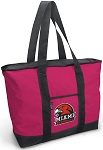 Deluxe Pink Miami University Tote Bag