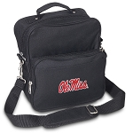 University of Mississippi Small Utility Messenger Bag or Travel Bag