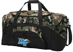 Official Middle Tennessee Camo Duffel Bags