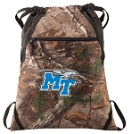 RealTree Camo Middle Tennessee Cinch Pack