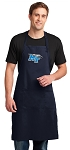 LARGE Middle Tennessee APRON for MEN or Women NAVY