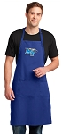 LARGE Middle Tennessee APRON for MEN or Women Blue