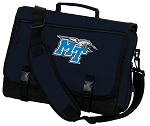 Middle Tennessee Laptop Computer Bag Padded Messenger Bags
