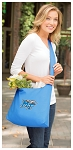 Middle Tennessee Tote Bag Sling Style Middle Tennessee Shoulder Bag Turquoise