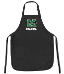 Marshall University Grandpa Apron