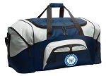Large US NAVY Duffle United States Navy Duffel Bags