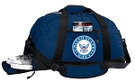 US NAVY Gym Bag - United States Navy Duffel BAG with Shoe Pocket