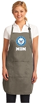 Official US NAVY Mother Logo Apron Tan