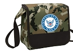 United States Navy Lunch Bag Cooler Camo