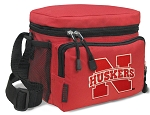 University of Nebraska Lunch Bags Nebraska Huskers Lunch Totes
