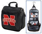 University of Nebraska Toiletry Bag or Shaving Kit