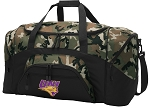 Official University of Northern Iowa Camo Duffel Bags