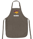 Official UNI Grandma Apron Tan