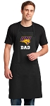University of Northern Iowa Dad Large Apron
