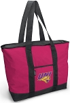 Deluxe Pink University of Northern Iowa Tote Bag