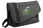 Norfolk State Messenger Laptop Bag Stylish Charcoal