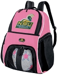 Girls Norfolk State University Soccer Backpack or NSU Spartan Volleyball Bag
