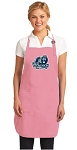 Old Dominion Apron Pink