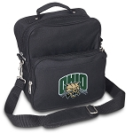Ohio Bobcats Small Utility Messenger Bag or Travel Bag