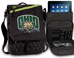 Ohio Bobcats Tablet Bags & Cases Green