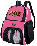 Oklahoma State Cowboys Girls Soccer Backpack