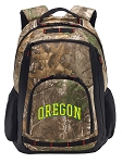 University of Oregon RealTree Camo Backpack