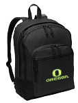 University of Oregon Backpack - Classic Style