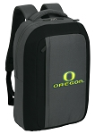 UO SLEEK Laptop Backpack Black