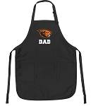 Oregon State Dad Apron