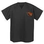 Oregon State University Beavers Scrubs Tops Shirts