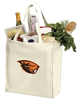 OSU Beavers Shopping Bags Canvas