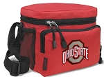 Ohio State University Lunch Bags OSU Buckeyes Lunch Totes