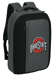 OSU SLEEK Laptop Backpack Black