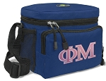 Phi Mu Sorority Lunch Bag