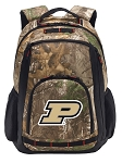 Purdue RealTree Camo Backpack
